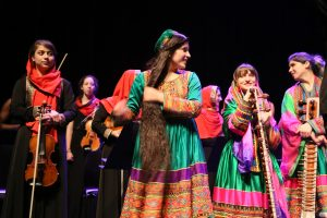 Geneva Zohra performance